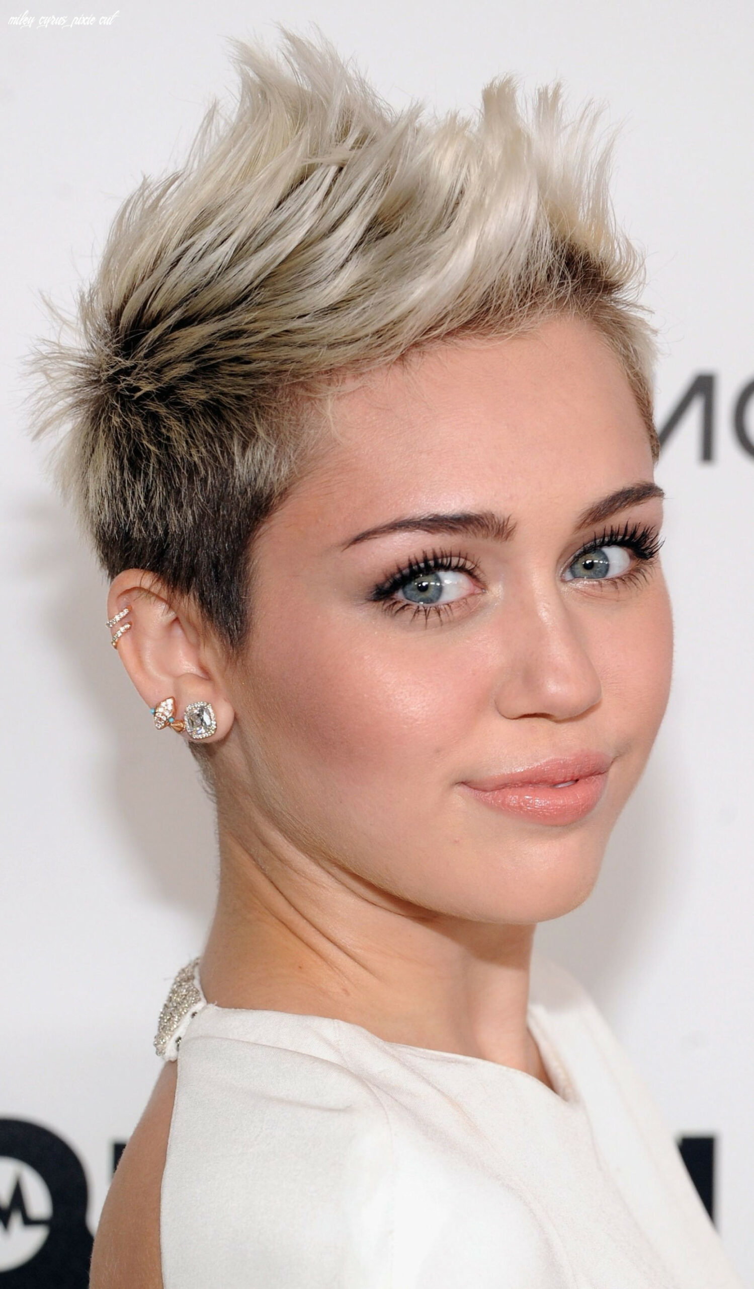 Explore gallery of miley cyrus pixie hairstyles (12 of 12) | funky