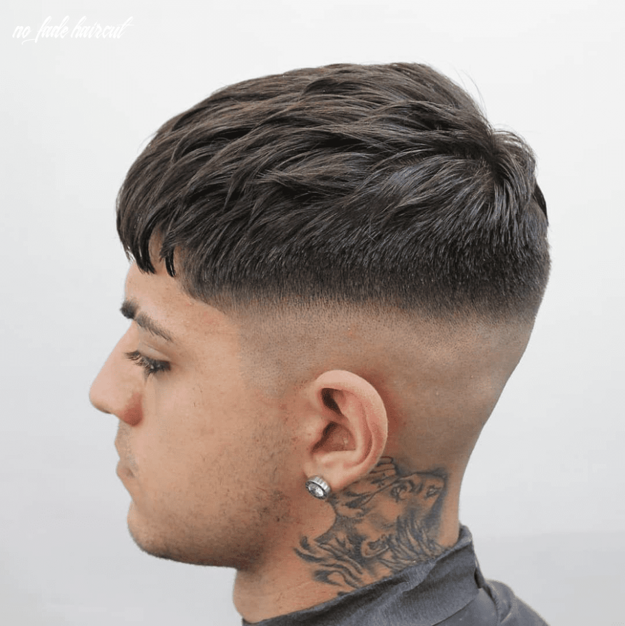 Fade cut looks for gentlemen that will amaze you · businessfirst no fade haircut