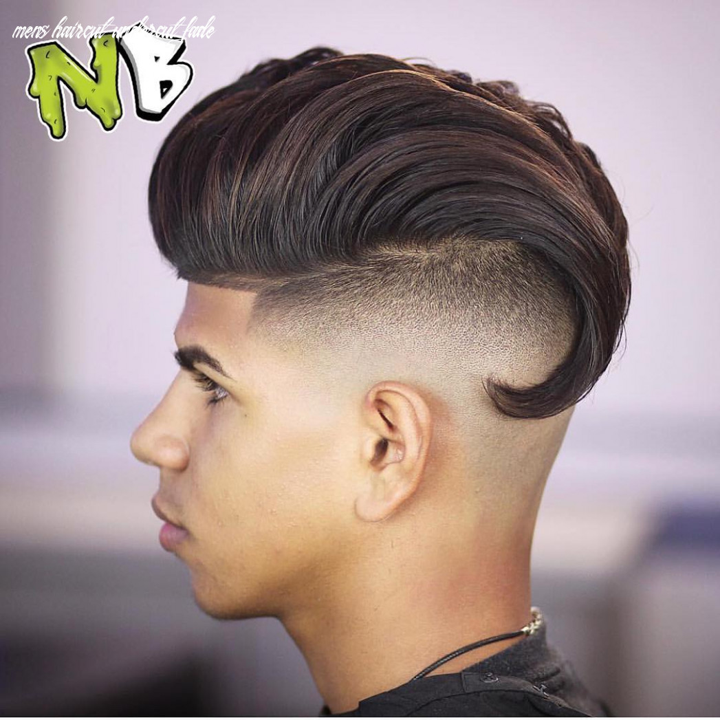 Fade Short Undercut Men Short Haircuts Fade