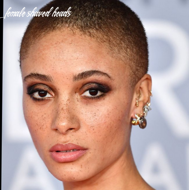 Female celebrities with a shaved head the best ever buzz cut moments female shaved heads