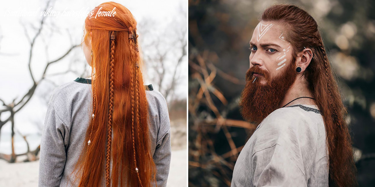 Fierce viking hairstyles for modern day valkyries traditional viking hairstyles female