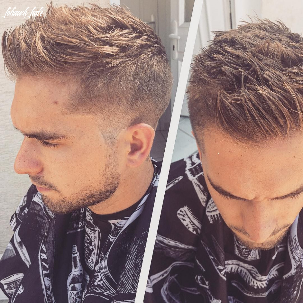 Fohawk Fade: 8 Coolest Fohawk Haircuts and Hairstyles | Haircuts ...