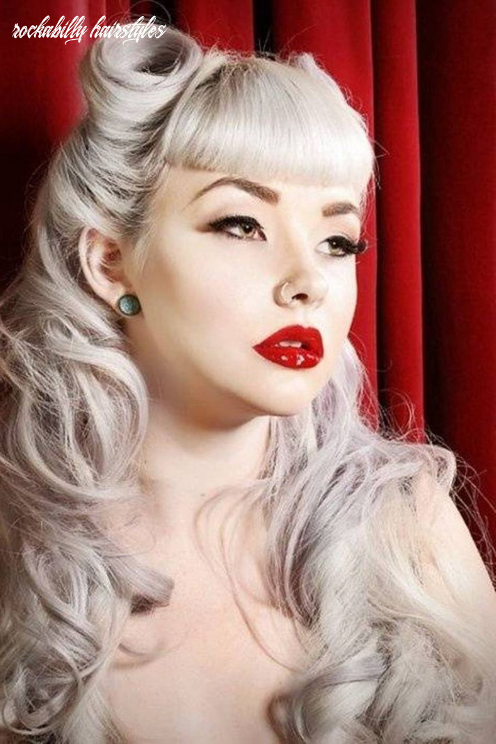 Found rockabilly hairstyles for women • your hair club rockabilly hairstyles