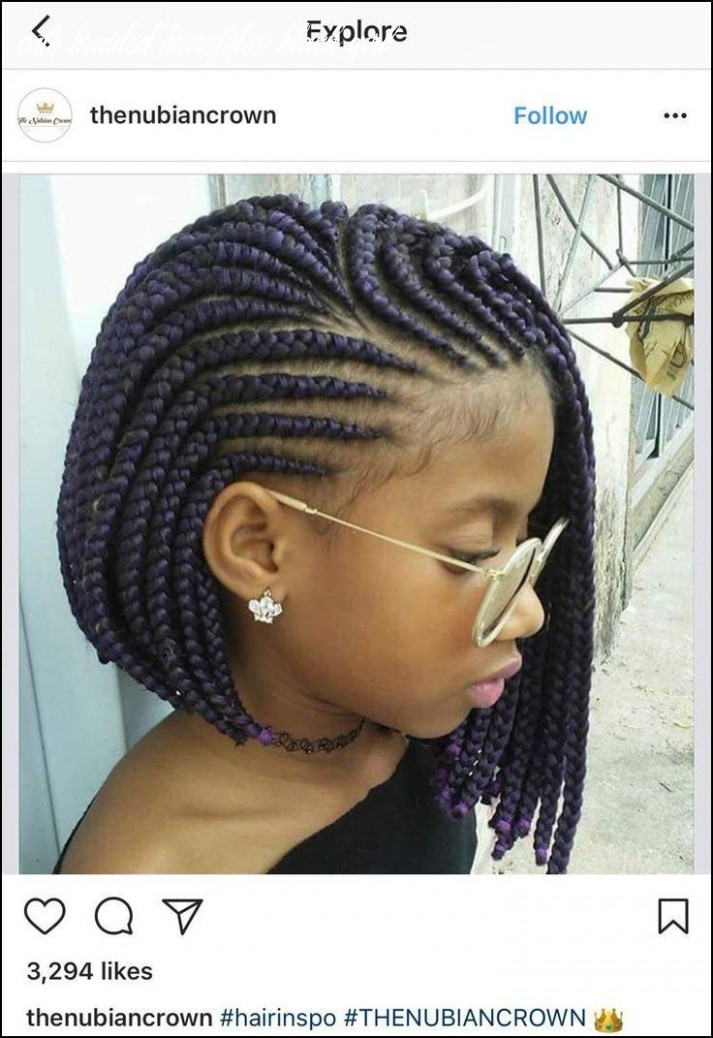 Fun hairstyles with box braids you can try | natural hair styles
