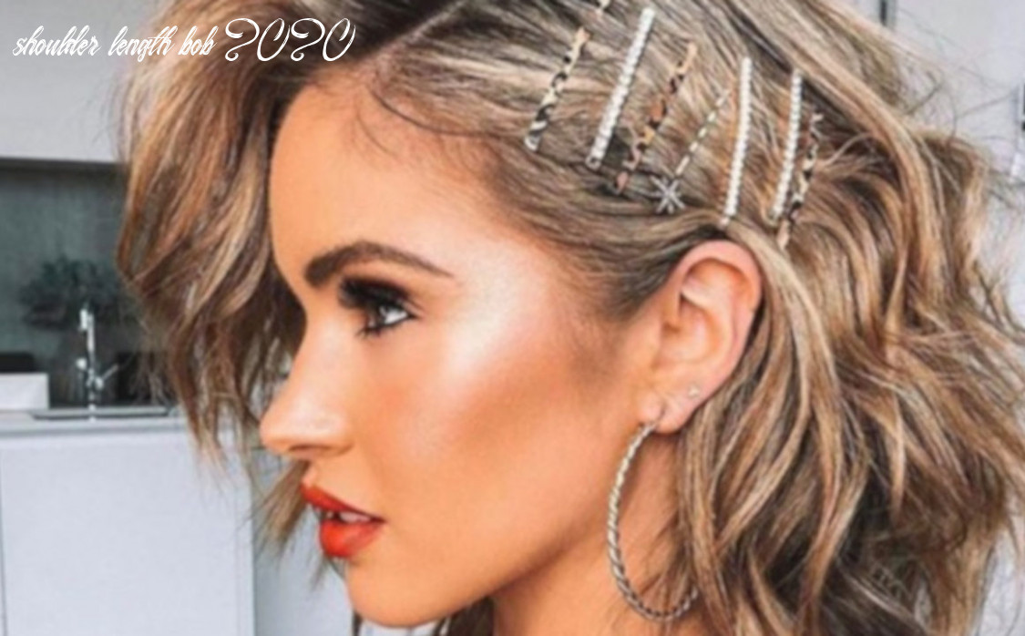 Game changing medium length hairstyles to rock in 12 | fashionisers© shoulder length bob 2020