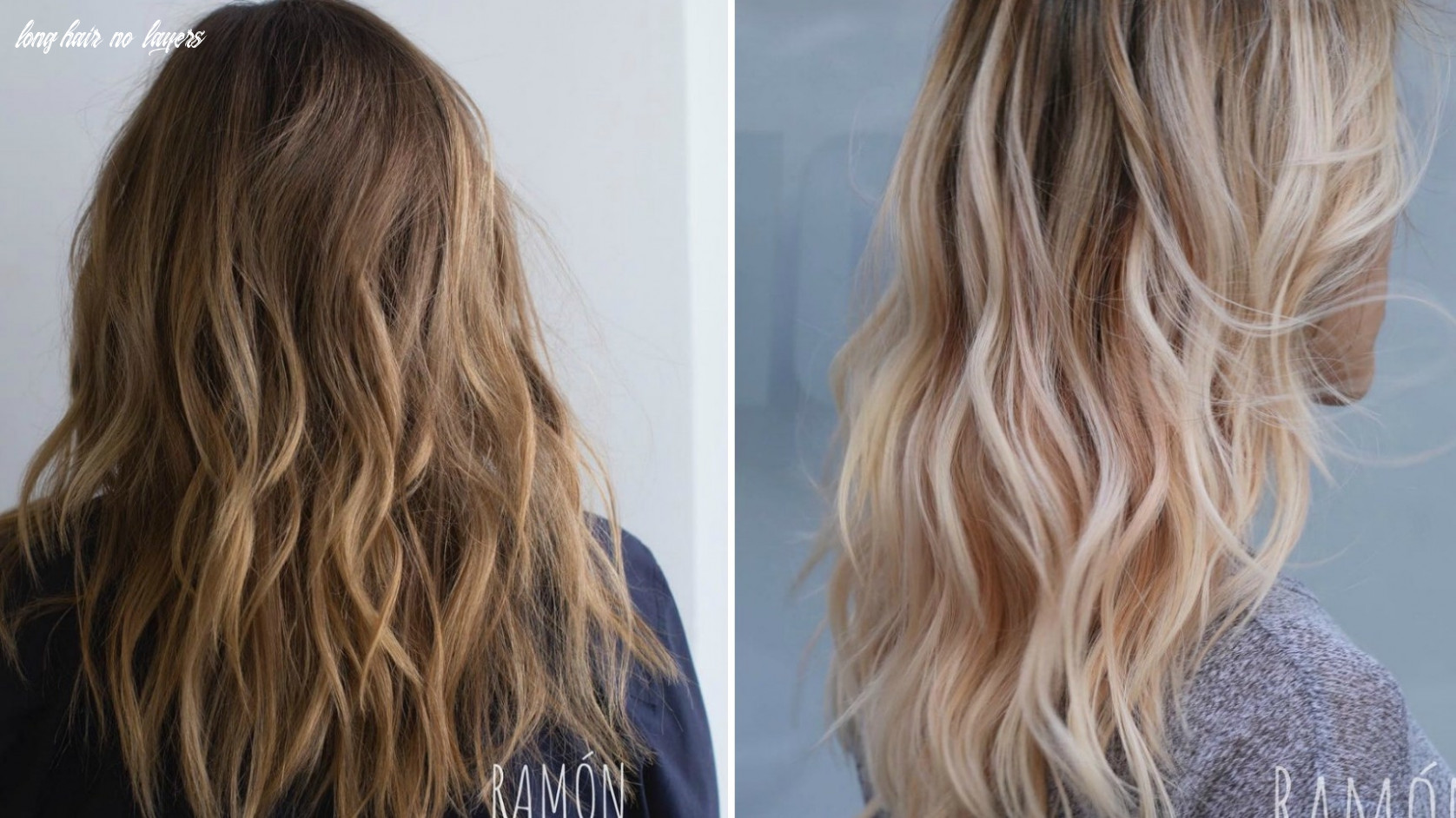 """Ghost layers"""" is a new haircut technique from stylist ramòn garcia"""