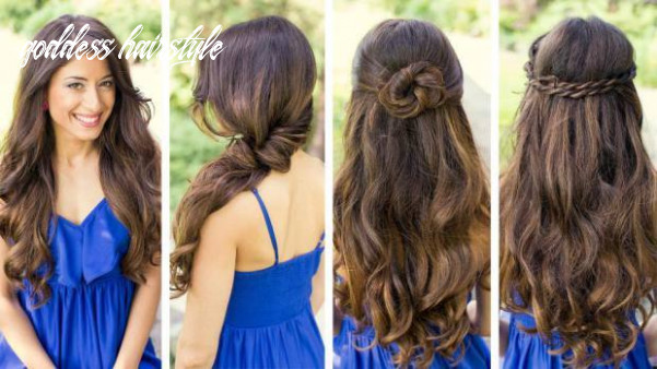 Greek Goddess Inspired Hairstyles | Talina Official