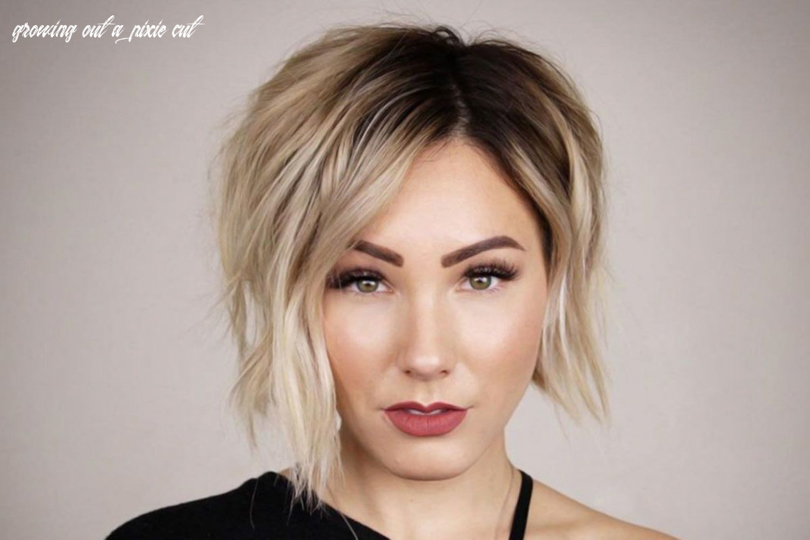 Growing Out A Pixie: Your Guide To Making It Easy | LoveHairStyles.com