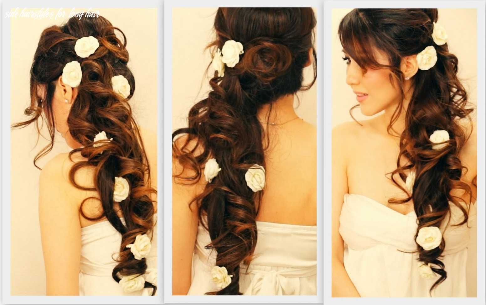 Hair Fashion Style: Best hairstyles for long hair wedding