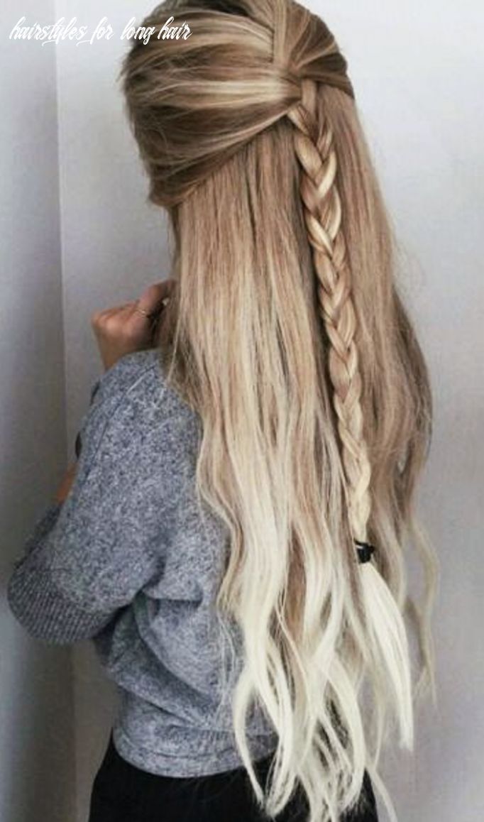Hair image by elianna   Easy hairstyles for long hair, Thick hair ..