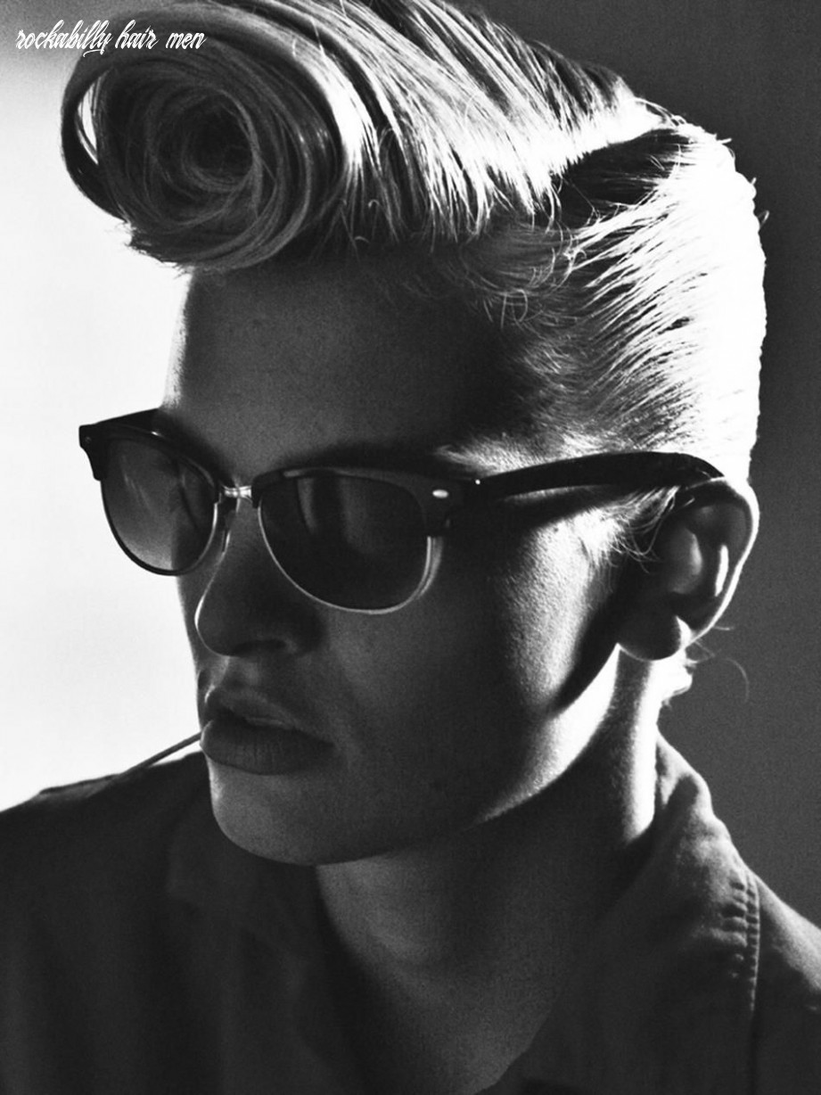 hair #rockabilly #roll #vintage #indie #rayban #rock #n #roll ...