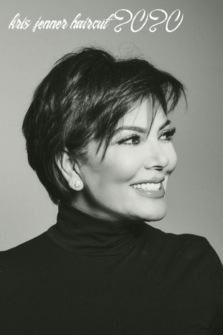 Haircut Short Hair Kris Jenner 10 Ideas For 10 | Kris jenner ...