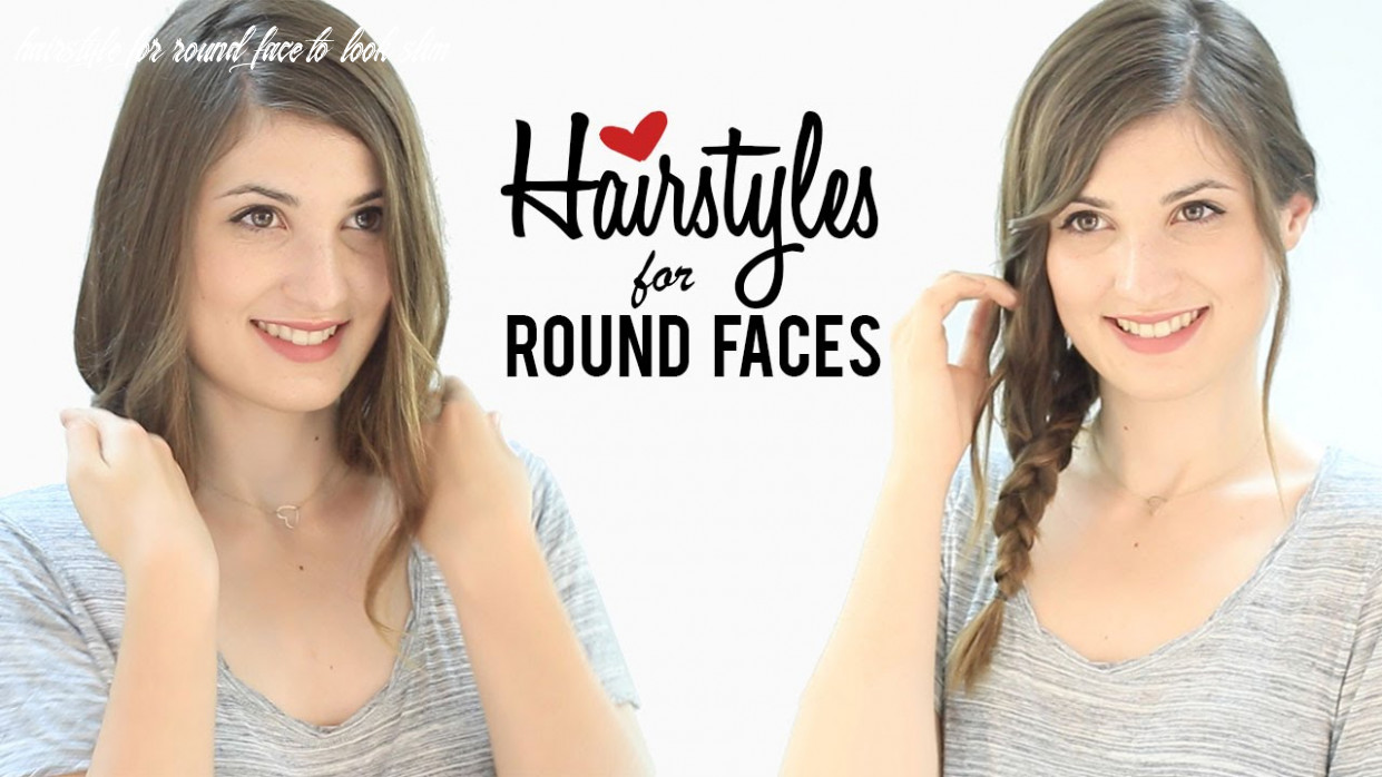 Haircuts and hairstyles for round faces | tips and tricks hairstyle for round face to look slim