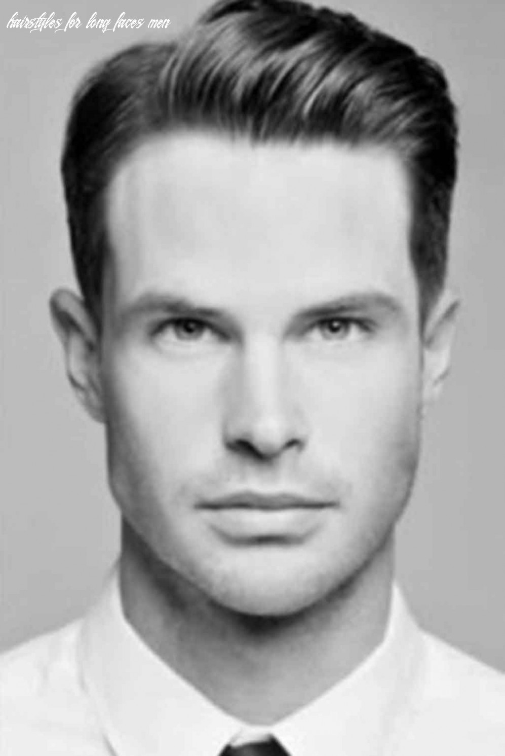 Hairstyle for oblong face men (with images)   oblong face