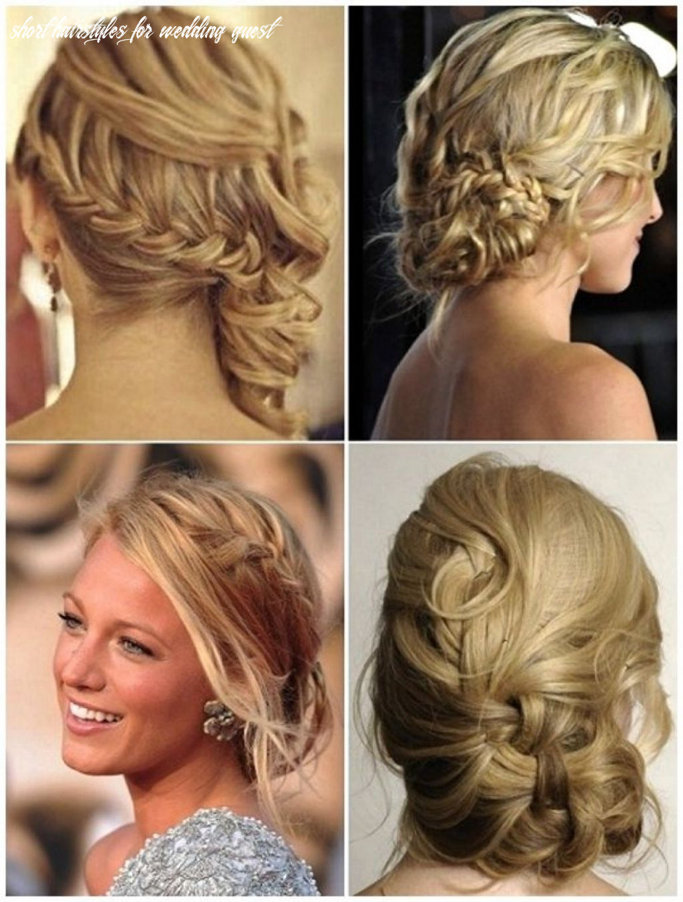 Hairstyle for wedding guest brides hairstyle ideas short hair