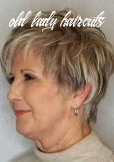 Hairstyles and haircuts for older women in 12 — therighthairstyles old lady haircuts