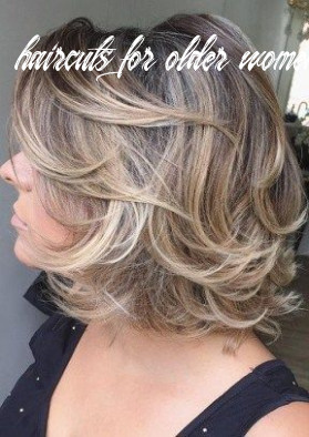 Hairstyles and haircuts for older women in 9 hairstyles and