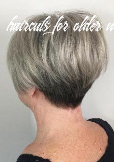 Hairstyles and haircuts for older women in 9 — therighthairstyles haircuts for older women 2020