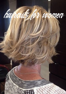 Hairstyles and haircuts for older women in 9 — therighthairstyles haircuts for women over 50 2020