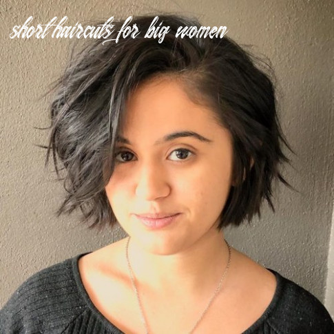 Hairstyles for full round faces – 12 best ideas for plus size women short haircuts for big women