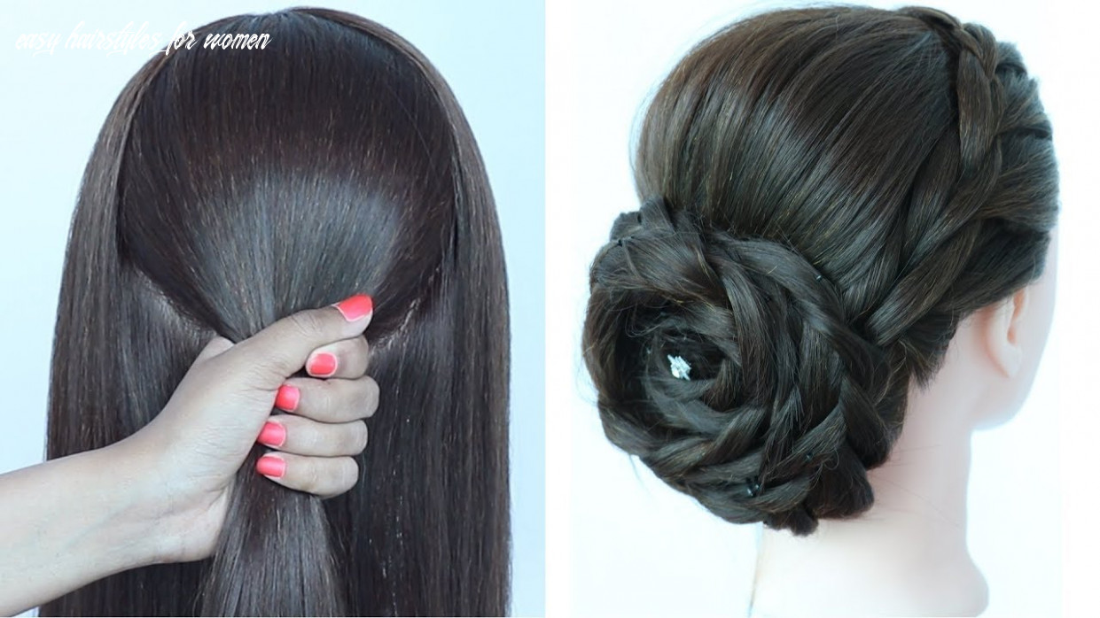 hairstyles for girls | easy hairstyles | simple hairstyle | hairstyles for  women |braided hairstyles
