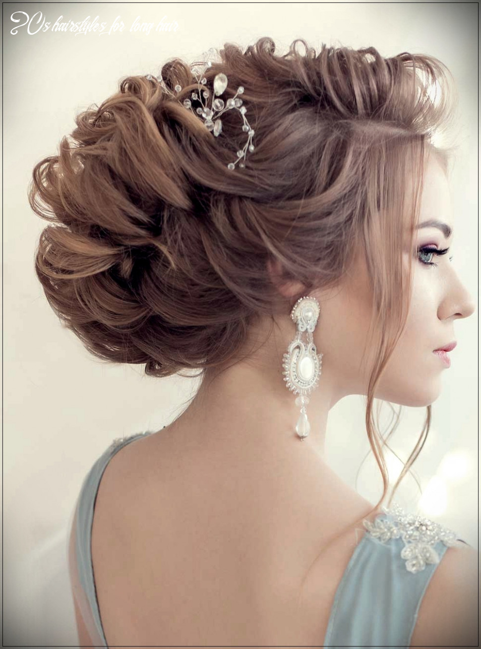Hairstyles for long hair: easy ideas and fast!   20s hairstyles for long hair