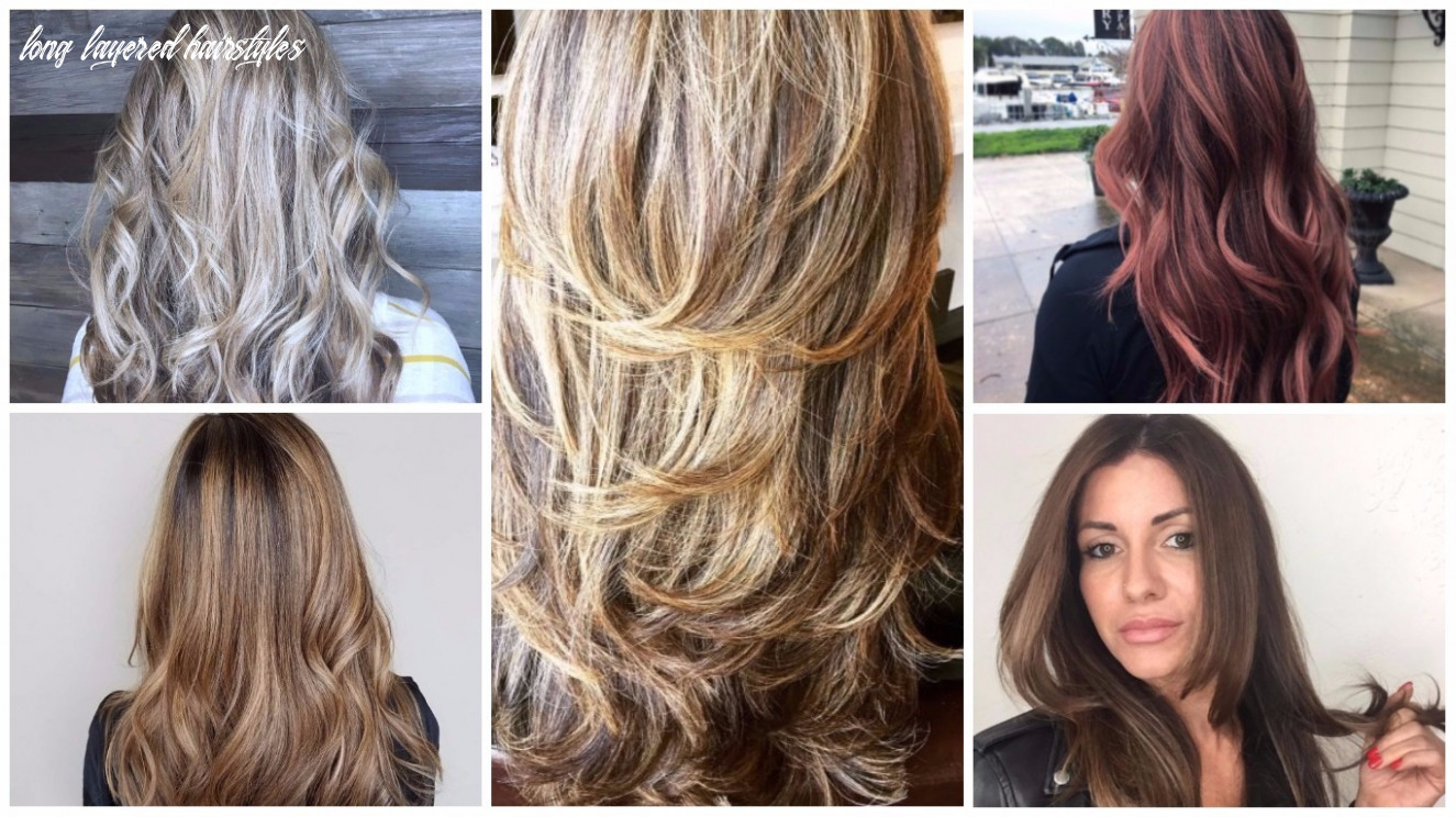 Hairstyles for Long Layered Haircuts 8