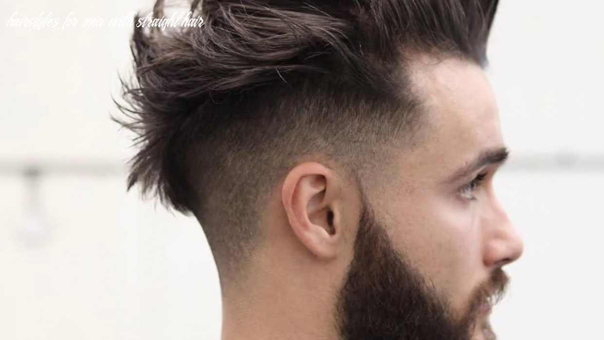 Hairstyles for men straight hair ideas youtube hairstyles for men with straight hair