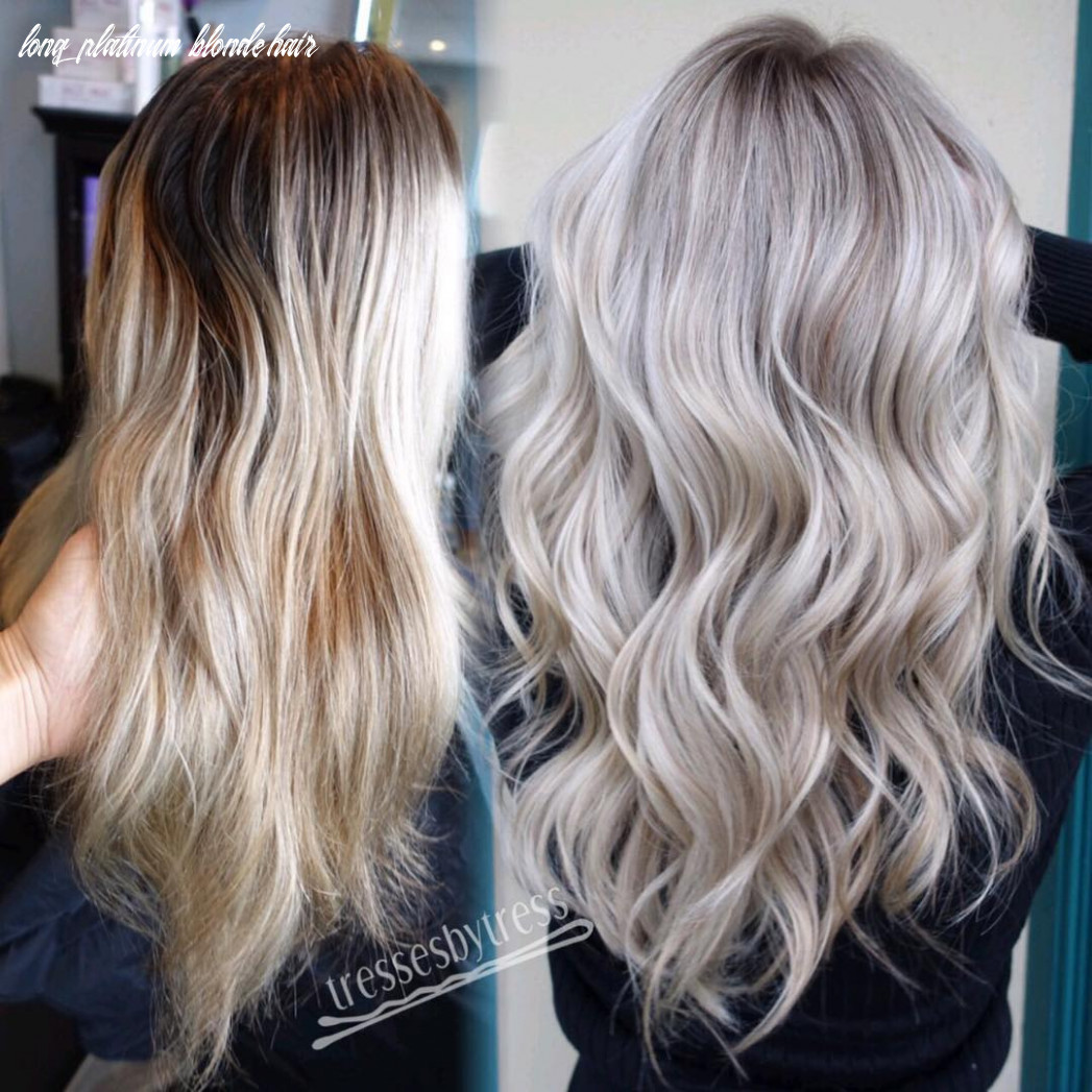 Hairstyles For Platinum Blonde Hair | Find your Perfect Hair Style