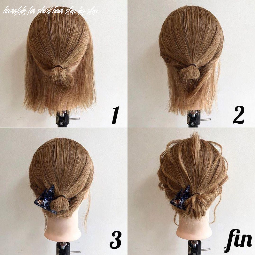 Hairstyles for short hair by steps for android apk download hairstyle for short hair step by step