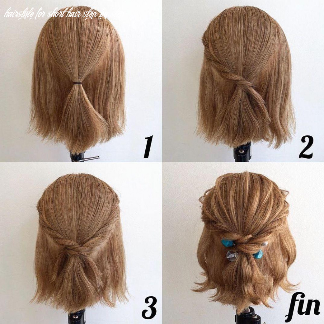Hairstyles for short hair step by step for android apk download hairstyle for short hair step by step