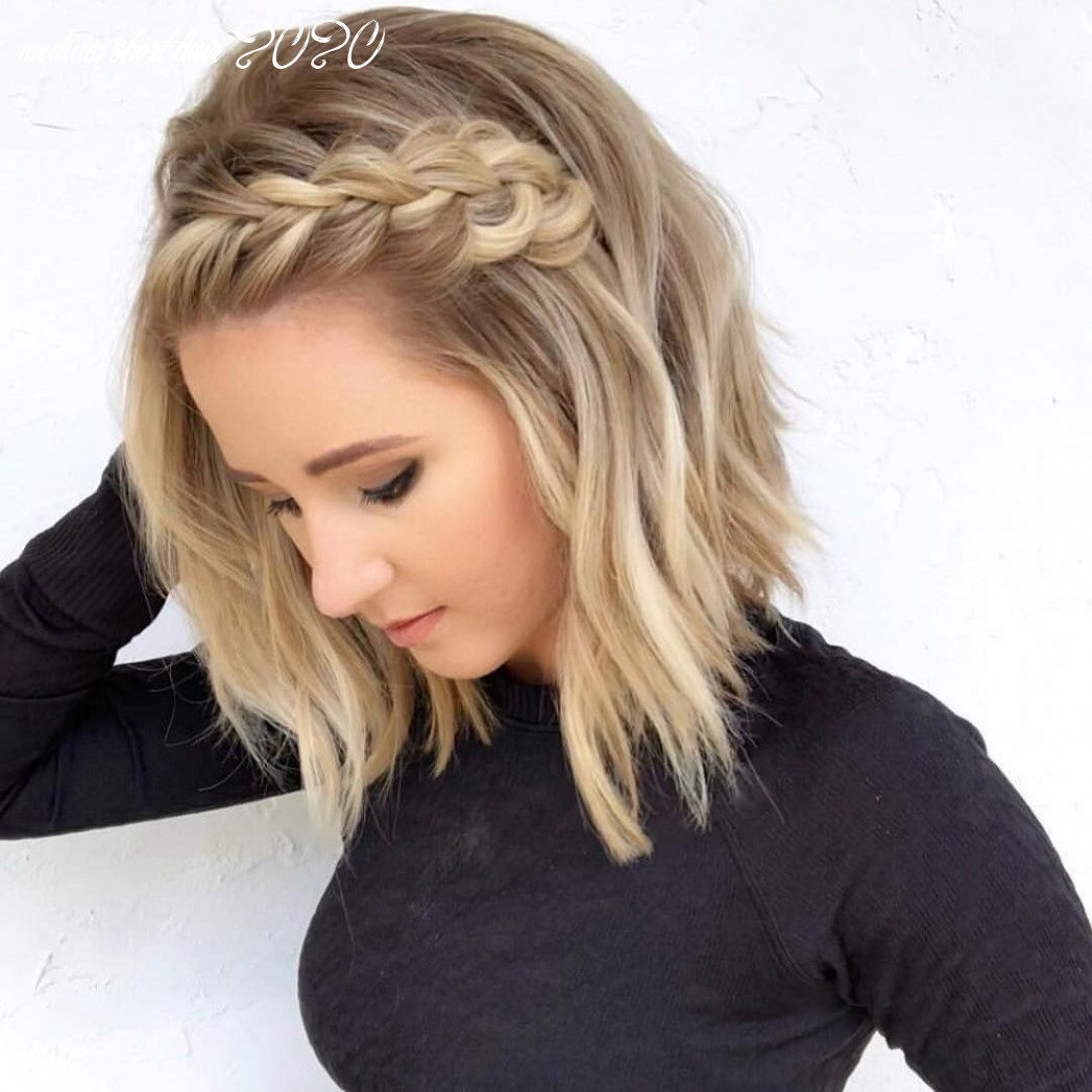 Hairstyles for women 9 (with images) | braids for short hair