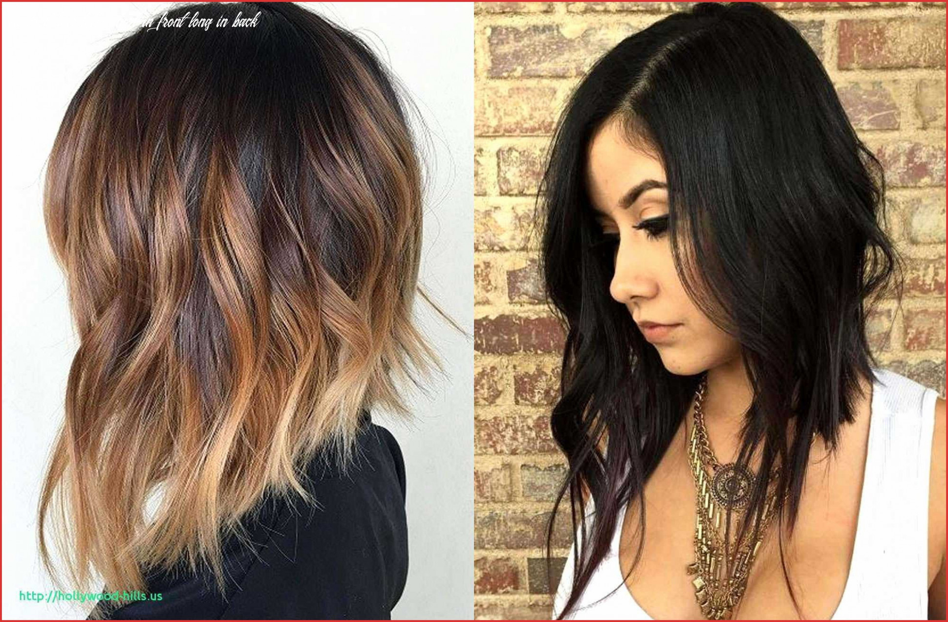 Hairstyles Long In Front Short In Back Pictures New Hairstyles ...