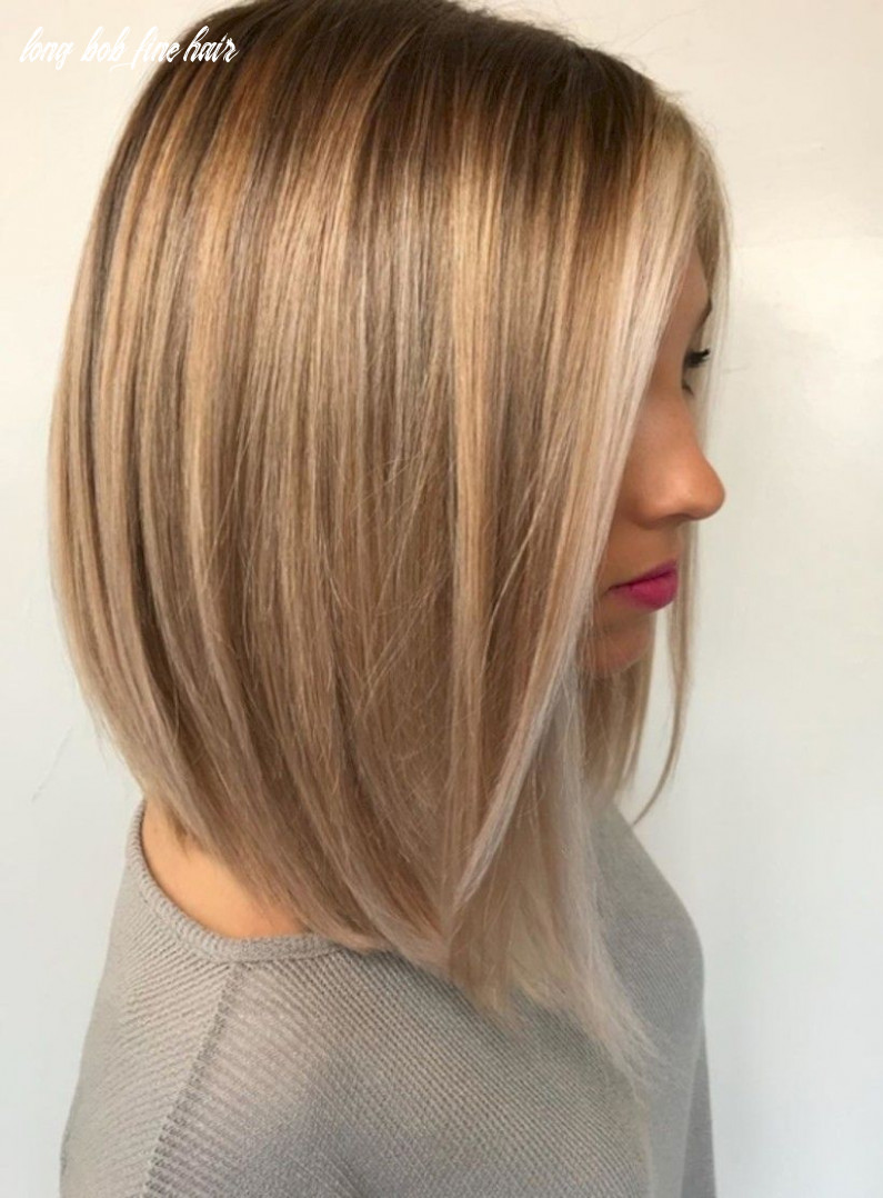 Hairtrends #haircolor | haircut for thick hair, straight thick