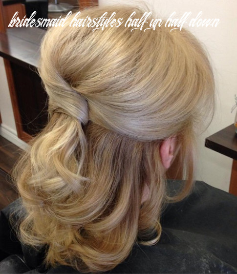 Half Up Half Down Wedding Hairstyles – 12 Stylish Ideas for Brides