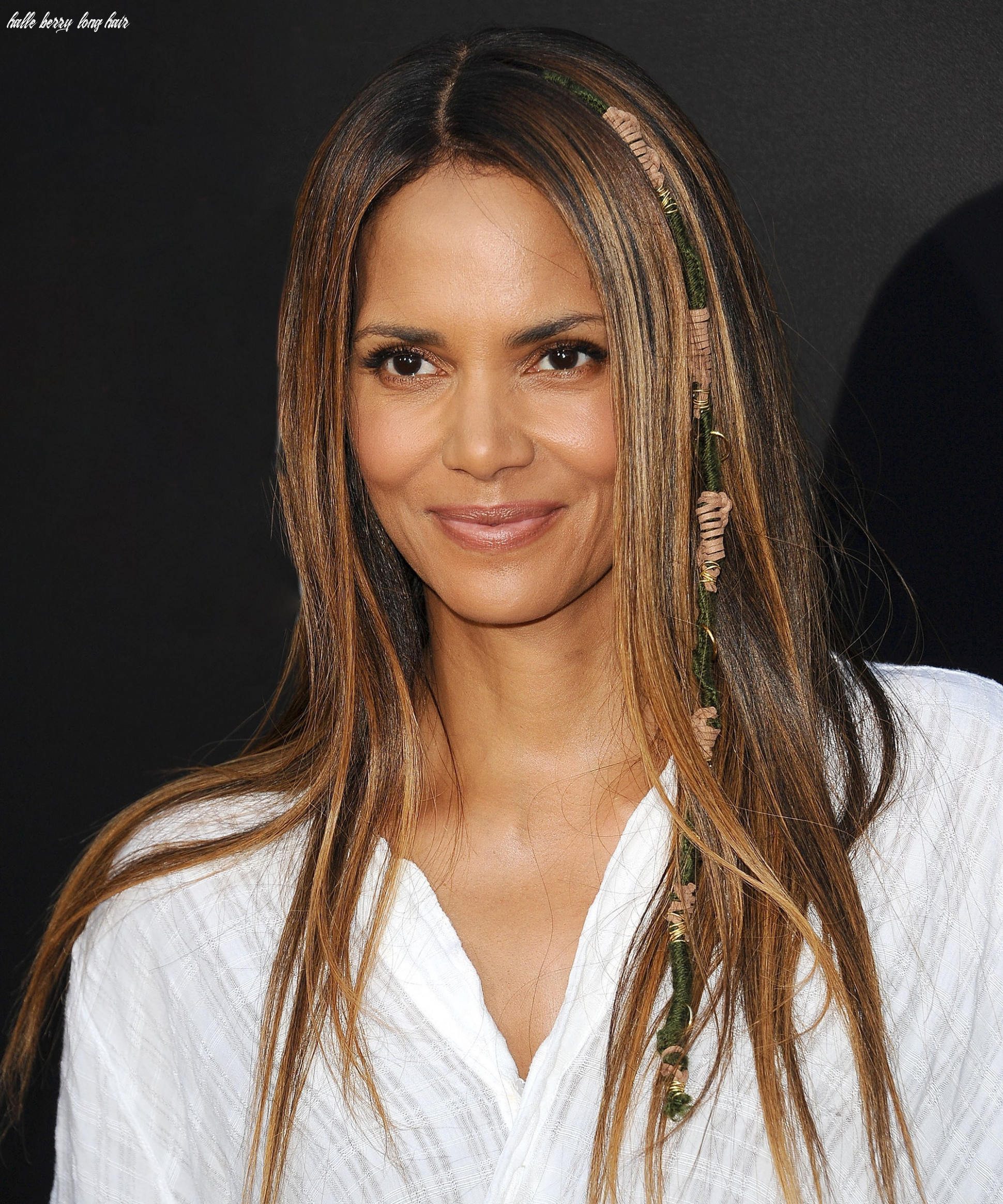 Halle Berry Just Shared Her Favorite Hair Mask — & It's Only $12 At Target