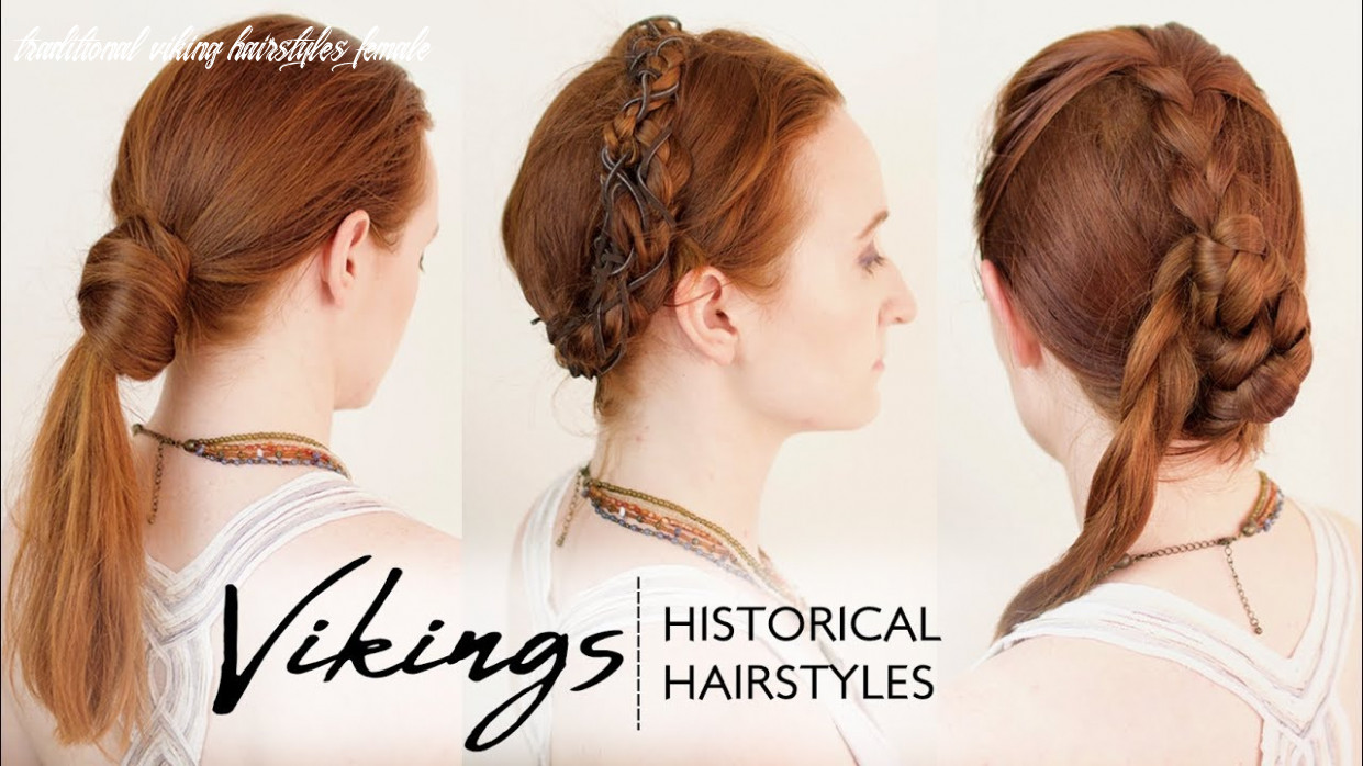 Historical hairstyles: the real hairstyles worn by viking women traditional viking hairstyles female