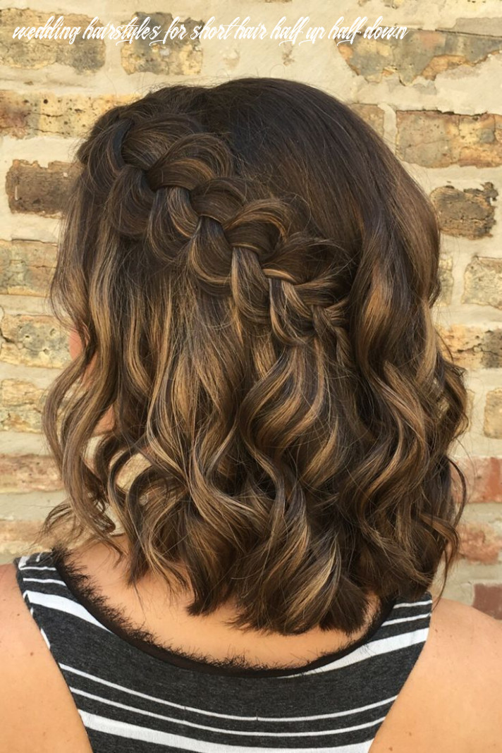 how perfect is this simple + elegant braided hairstyle? | hair by ...