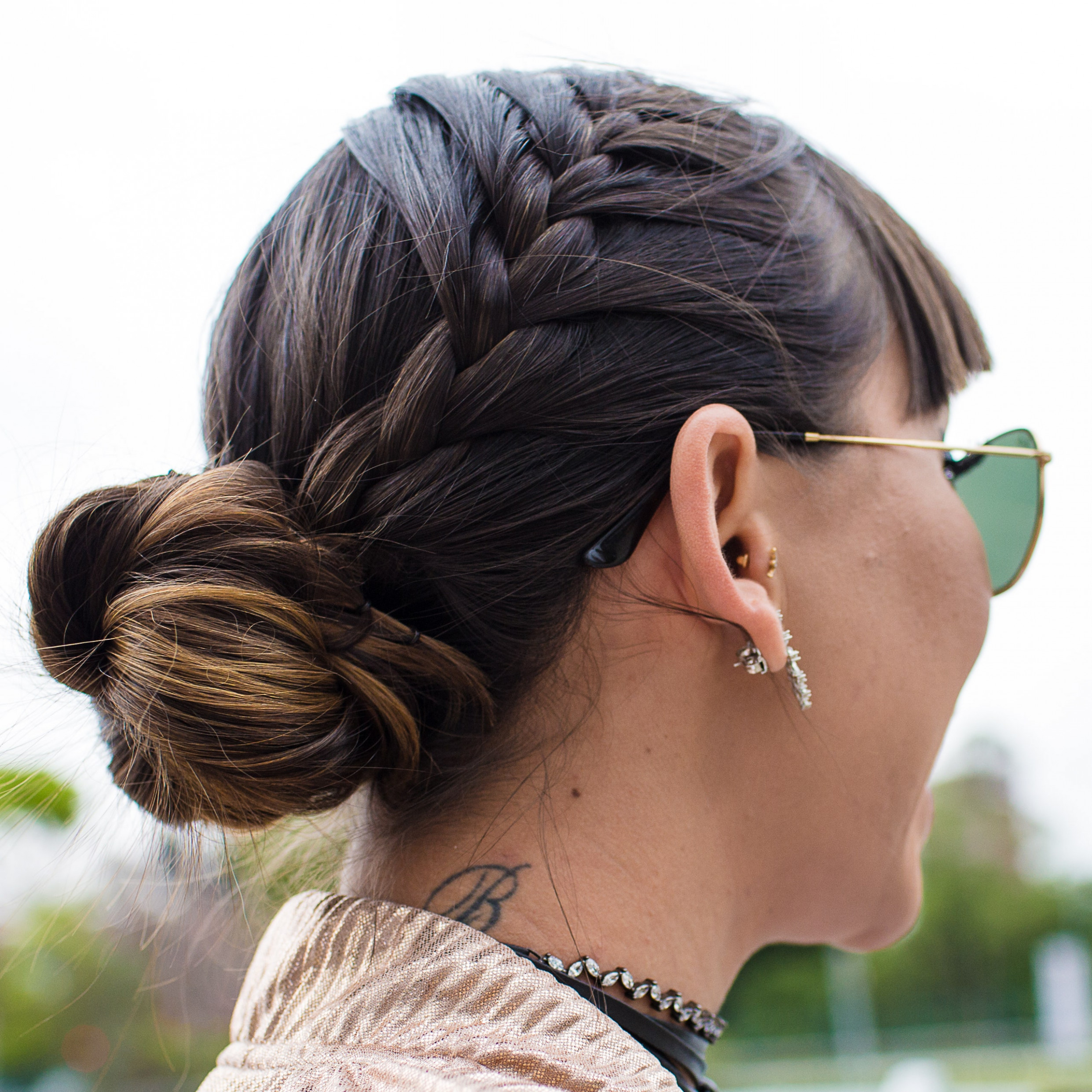 How to braid hair: 12 tutorials you can do yourself | glamour cool braids for long hair