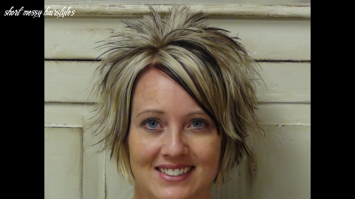 How to cut short messy hairstyles for women short messy hairstyles