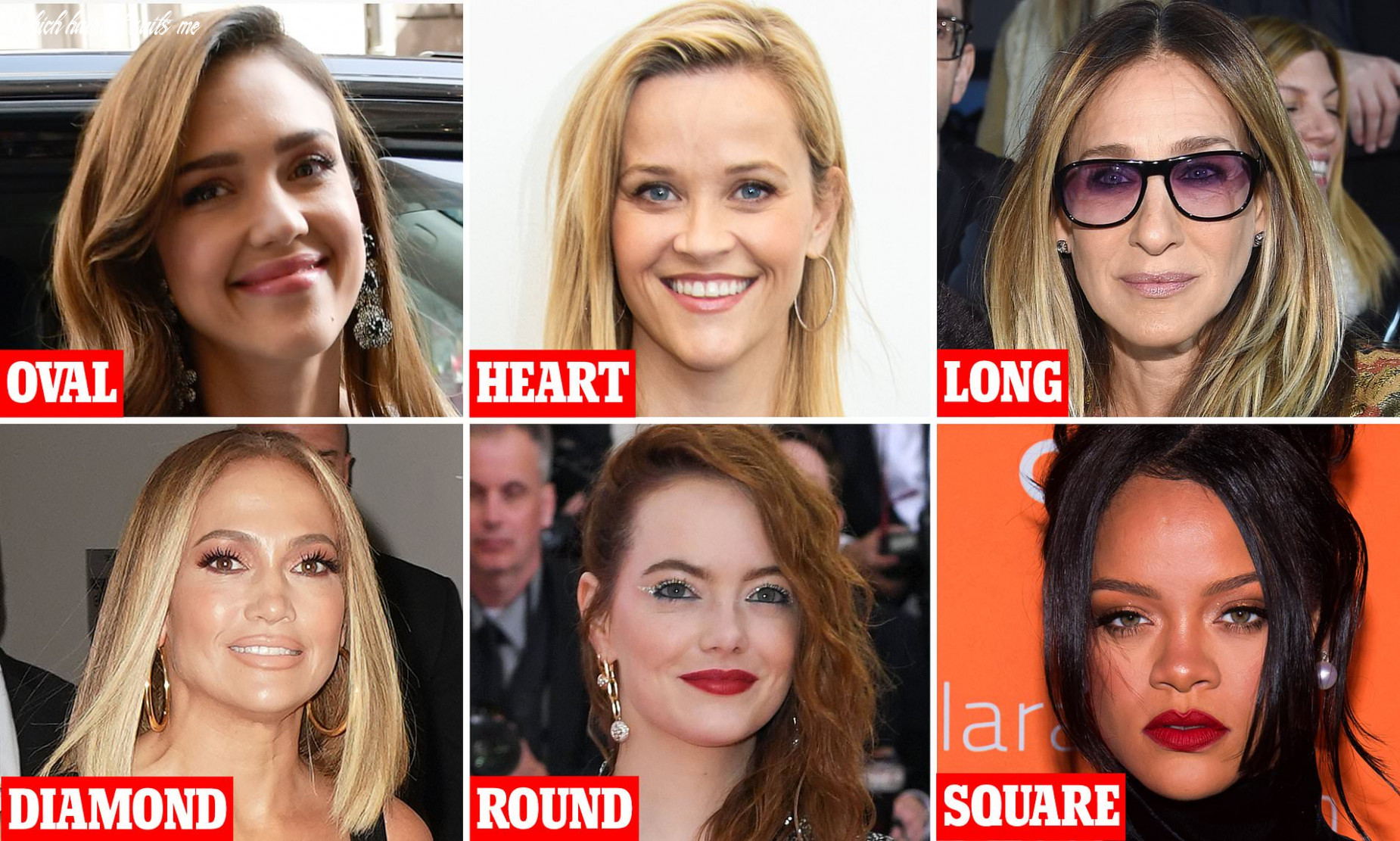 How to find the perfect haircut to suit your face shape and hair