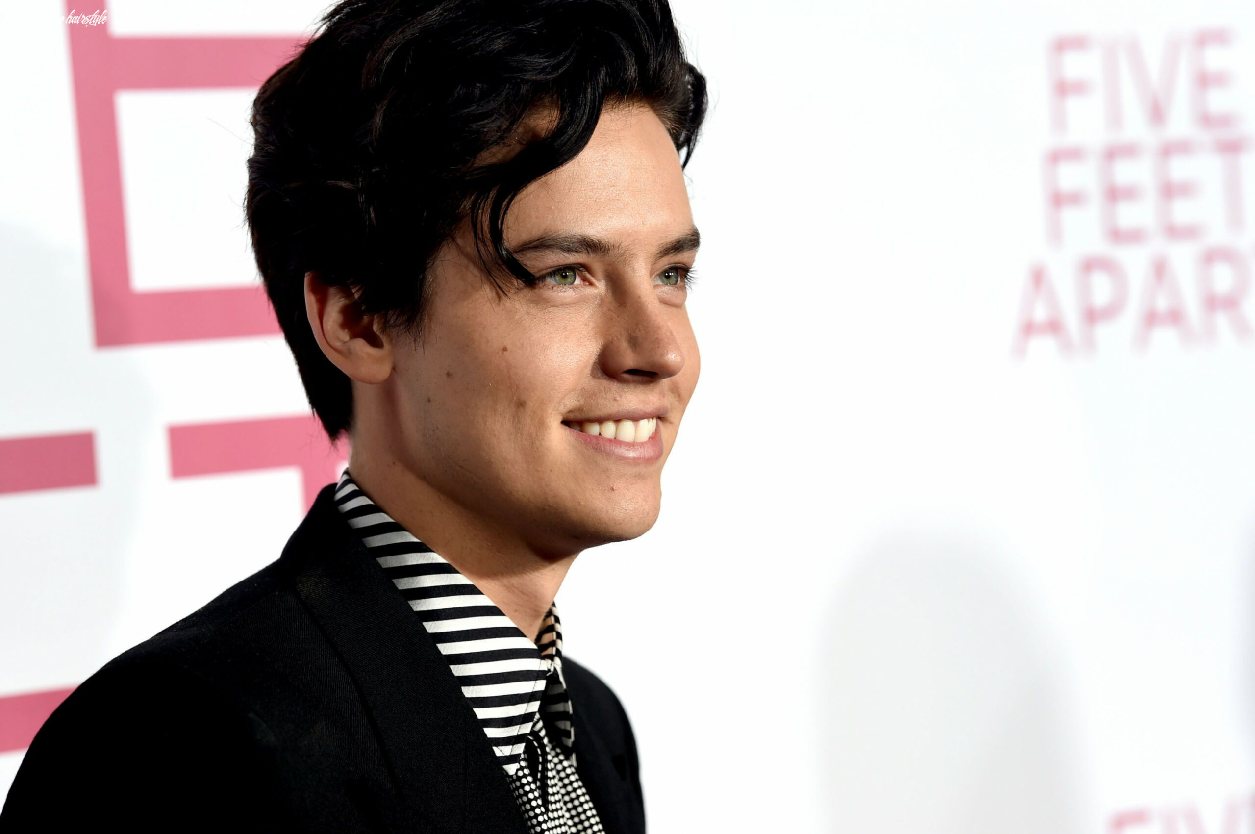 How to Get 'Five Feet Apart' Star Cole Sprouse's Cool Hairstyle