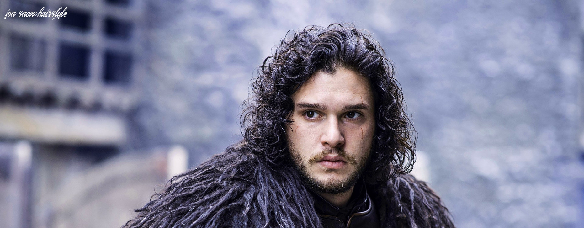 How to Get Jon Snow's Luscious Hair | GQ