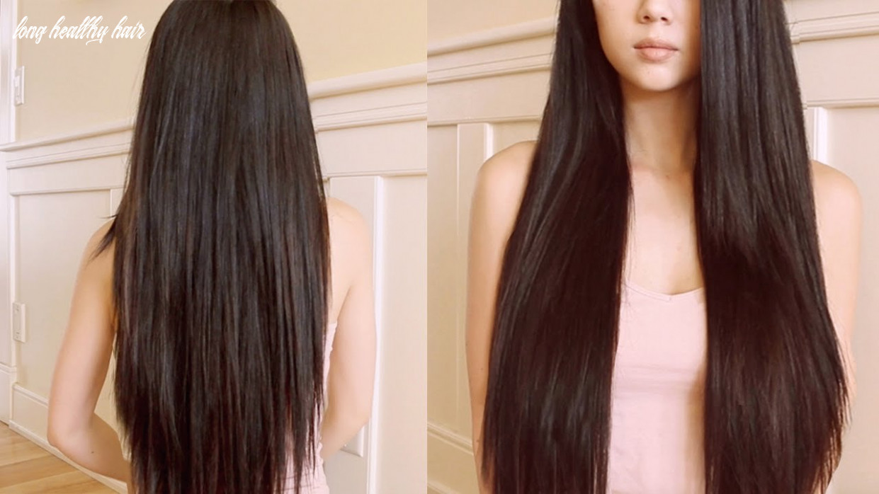 How To Get Long Healthy Hair on We Heart It