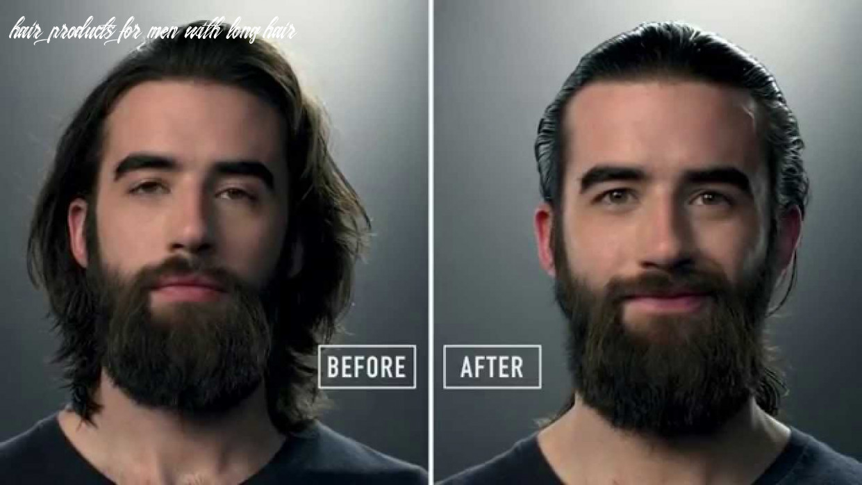 How to slick back hair with jack black gel pomade | ulta beauty hair products for men with long hair