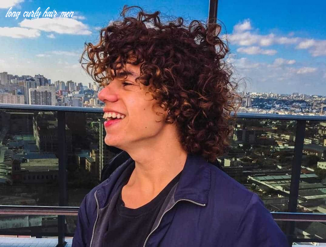 How To Take Care Of Curly Hair for Men (8 Guide) – Cool Men's Hair