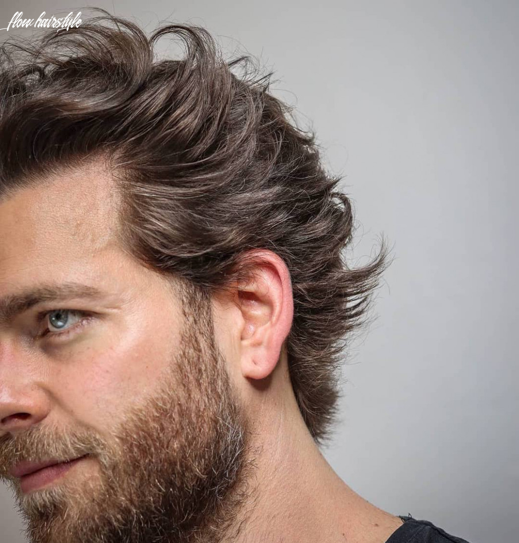 How to wear the flow haircut flow hairstyle
