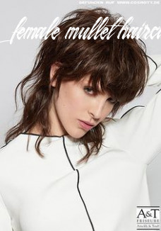 Image result for feminine mullet (With images)   Mullet haircut ...
