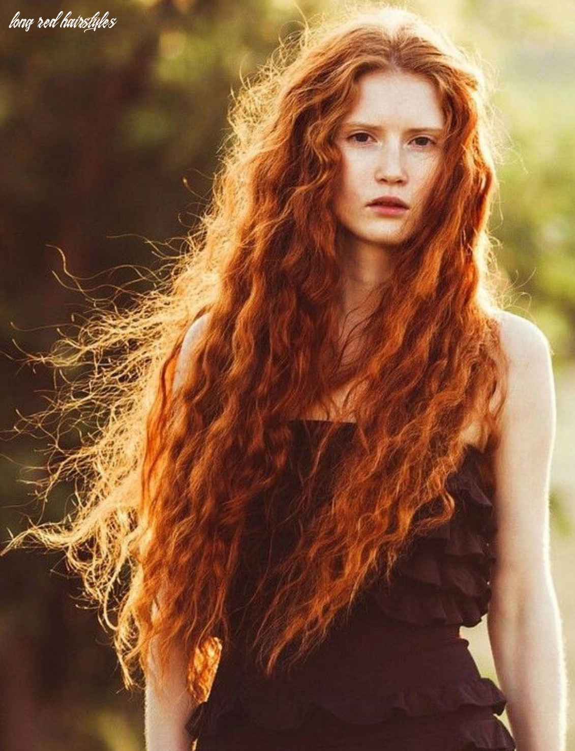 Irish beauty | long hair styles, natural red hair, long red hair long red hairstyles