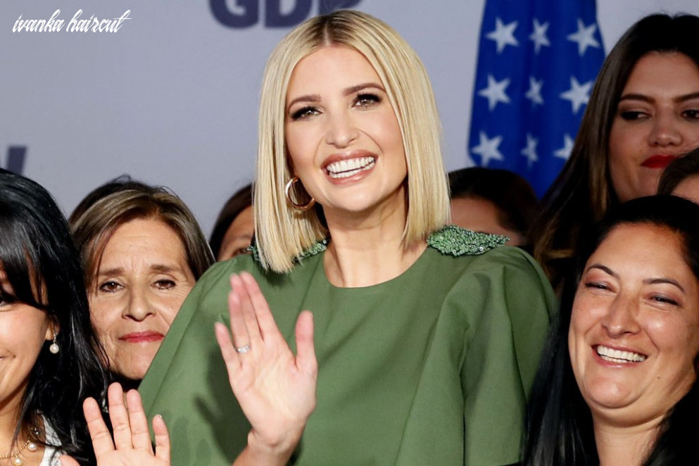 Ivanka Trump's Haircut Is Short & Sleek in Colombia With Power ...